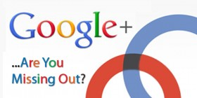 Google Plus Missing Out Image by Ray Gordon