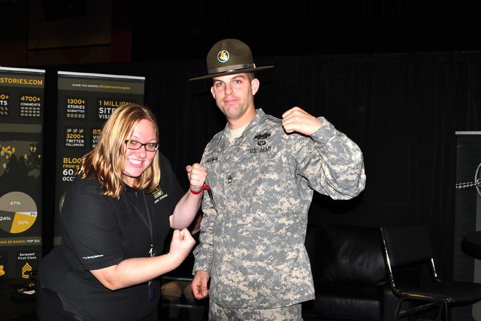Go Army NMX 2014 photo by Linda Sherman