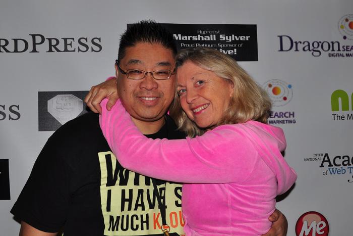 Calvin Lee and Linda Sherman NMX 2014