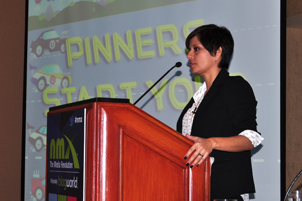 Cynthia Sanchez Pinners Start Your Engines NMX