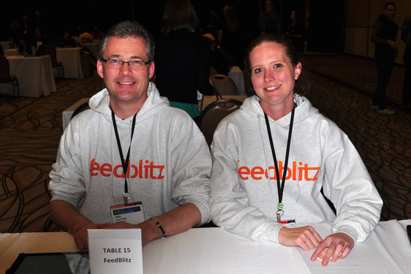 photo by Linda Sherman NMX speed dating Feedblitz