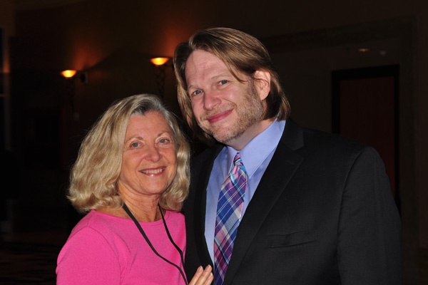 Chris Brogan and Linda Sherman NMX 2014