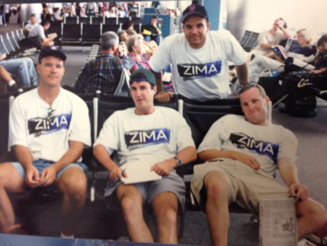 ZIMA fan born 1971 NOT millennial