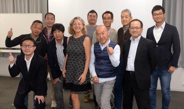 Original Coors Japan members still at Molson Coors Japan