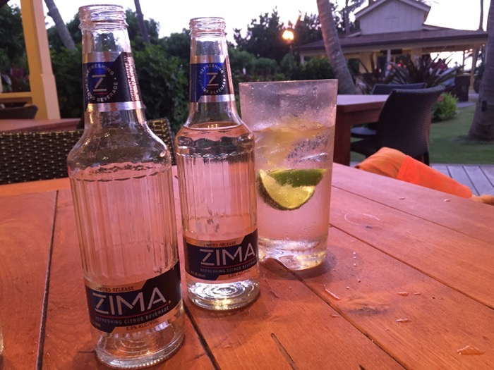 ZIMA at The Club at Kukuiula